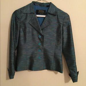 Dana Bushman silk Jacket
